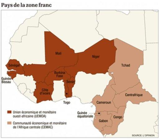 La vache à lait de la France