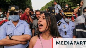 En Tunisie, l'impunité des violences policières inquiète