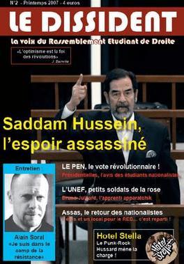 Le Dissident, éphémère revue du RED.
