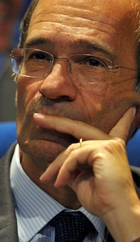 Eric Woerth, trésorier et ministre de Sarkozy.