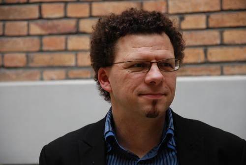 Yves Marignac, à Paris, le 24 janvier 2012(JL)