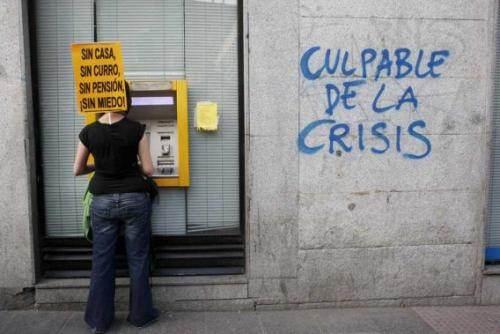 Plombée par l'austérité, l'Espagne est en récession