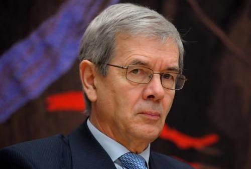 Philippe Varin, PDG du groupe.