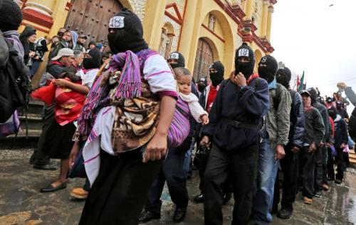 «En 19 ans, rien n'a été fait pour remédier aux graves problèmes qui ont provoqué la révolte zapatiste»