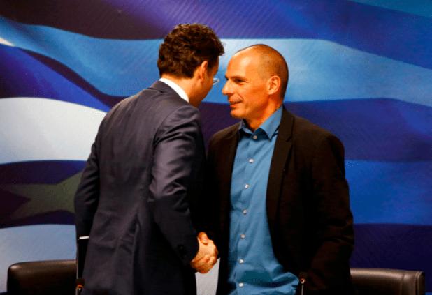 Var Dij Reuters 2 Un insider raconte: comment lEurope a étranglé la Grèce (Mediapart)