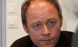 Denis Gravouil, secrétaire général de la CGT Spectacles