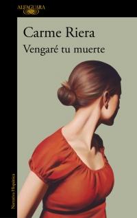 megustaleer - Vengaré tu muerte - Carme Riera
