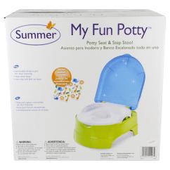 Summer Potty Chair Cowhide Office Infant My Fun Boy Meijer Com