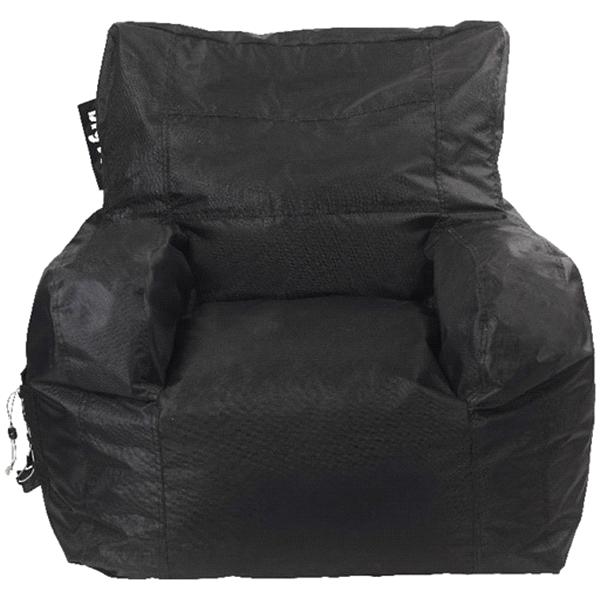 big joe bean bag chair taupe covers dorm black meijer com
