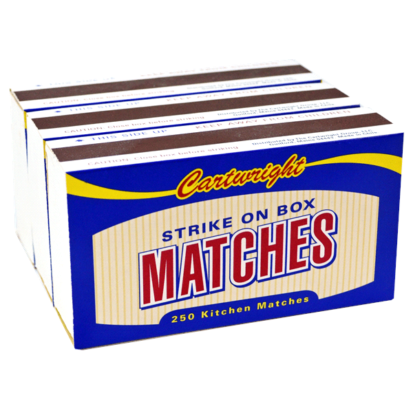 kitchen matches lowes remodel reviews cartwright 250 ct match 3 pack meijer com