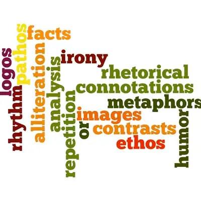 Rhetorical devices - Memrise