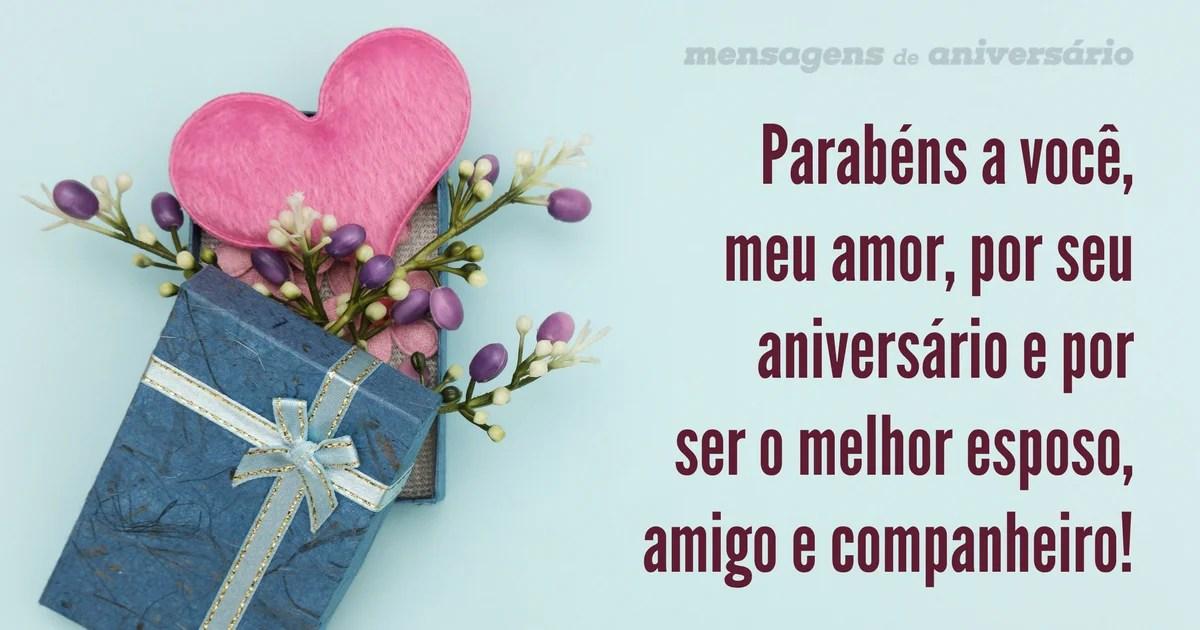 Marido E Mensagem Pai Aniversario O De Para