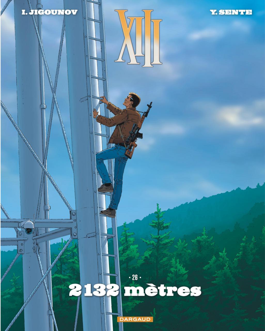 Bd Xiii Tome 25 Date De Sortie : sortie, Faut-il, Continuer, Aventures