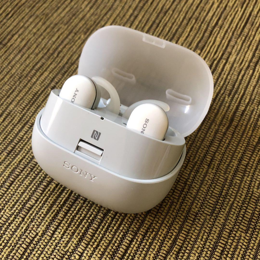 メルカリ - SONY WF-SP900(W) 防水完全ワイヤレス 【ヘッドフォン】 (¥11,500) 中古や未使用のフリマ