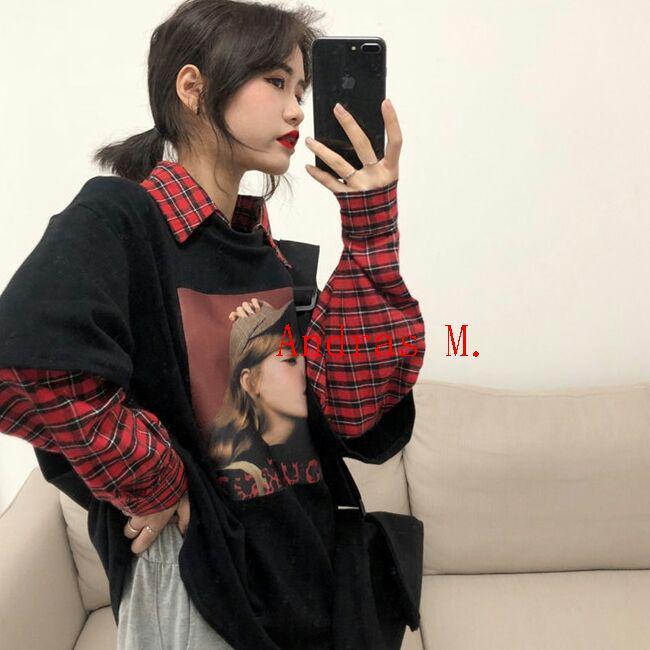 メルカリ - 二枚のパッチング上衣の薄さ2020新型の長袖bf ...