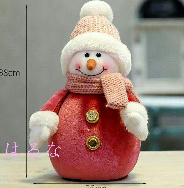 メルカリ - クリスマスに雪シリーズを飾る公仔(帽子をかぶった ...
