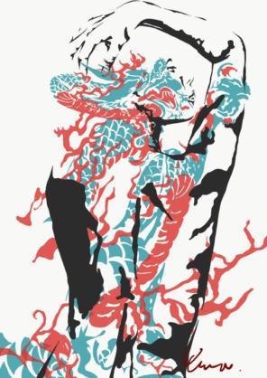 【最高のコレクション】 刺青 イラスト 描き方 - illustration images | イラスト畫像
