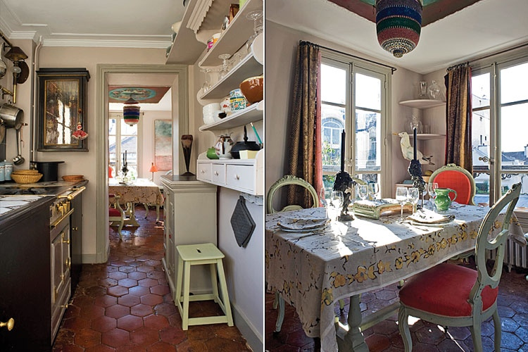 Lets Visit Every Inch Of These Paris Apartments That You