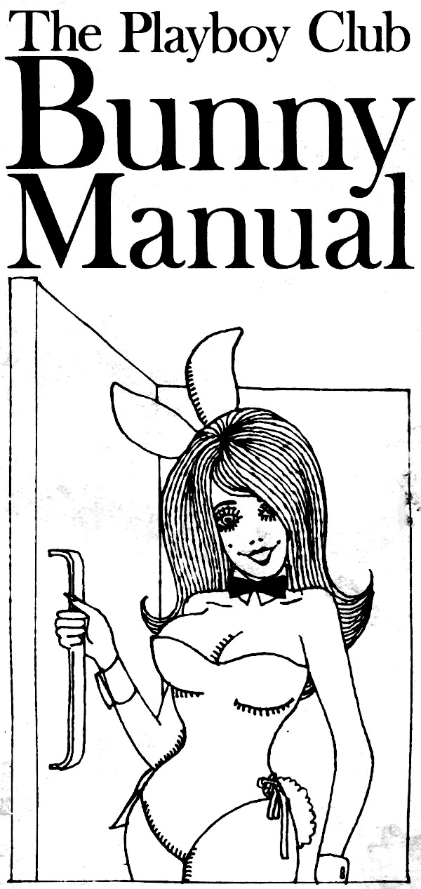 Bedtime Reading: The 1960 Official Playboy Club Bunny Manual