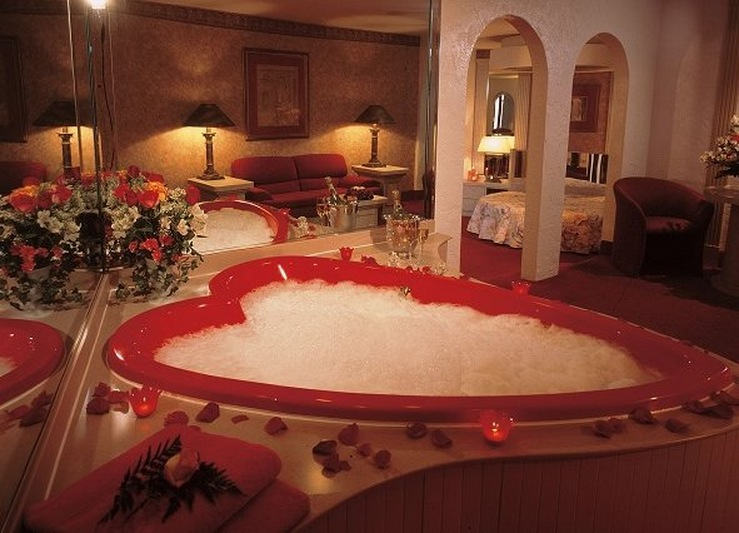 You Could Spend Your Honeymoon In A 7 Foot Champagne Glass
