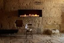 Italian Hotel Built Abandoned Medieval Grottos