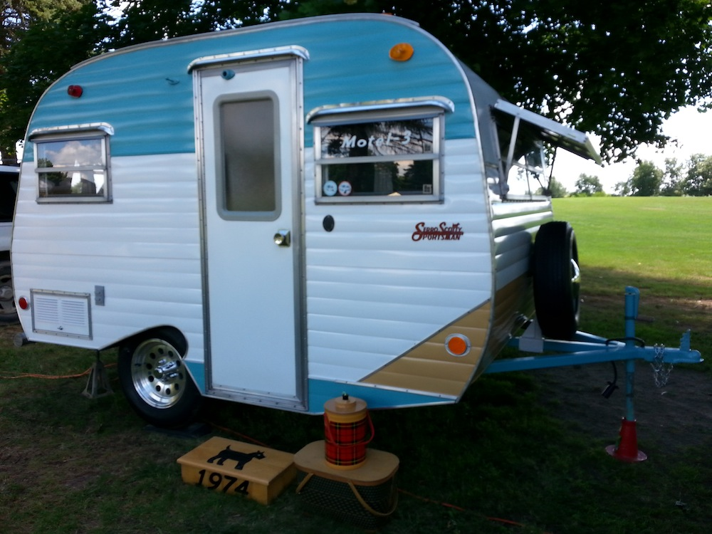 Cheap Used Travel Trailers For Sale