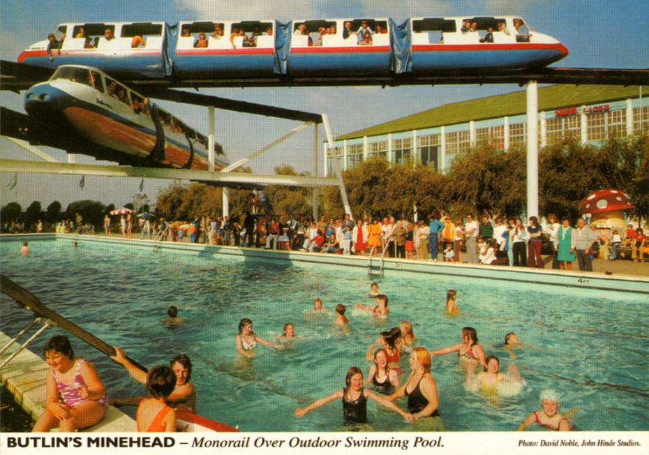 A Compendium Of Vintage Pool Parties