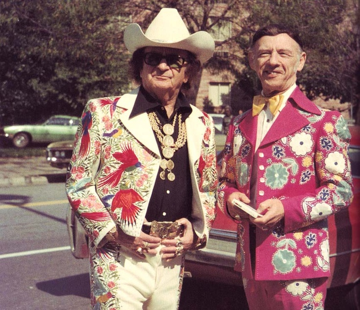 Meet the Man Who Dressed Dolly Parton