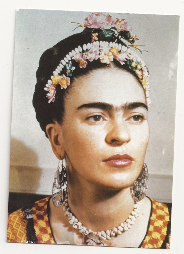 Fabulous Frida Kahlo Moments In Rarely