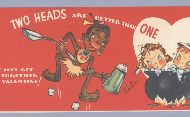 The Dark And Twisted History Of Valentine S Day Cards