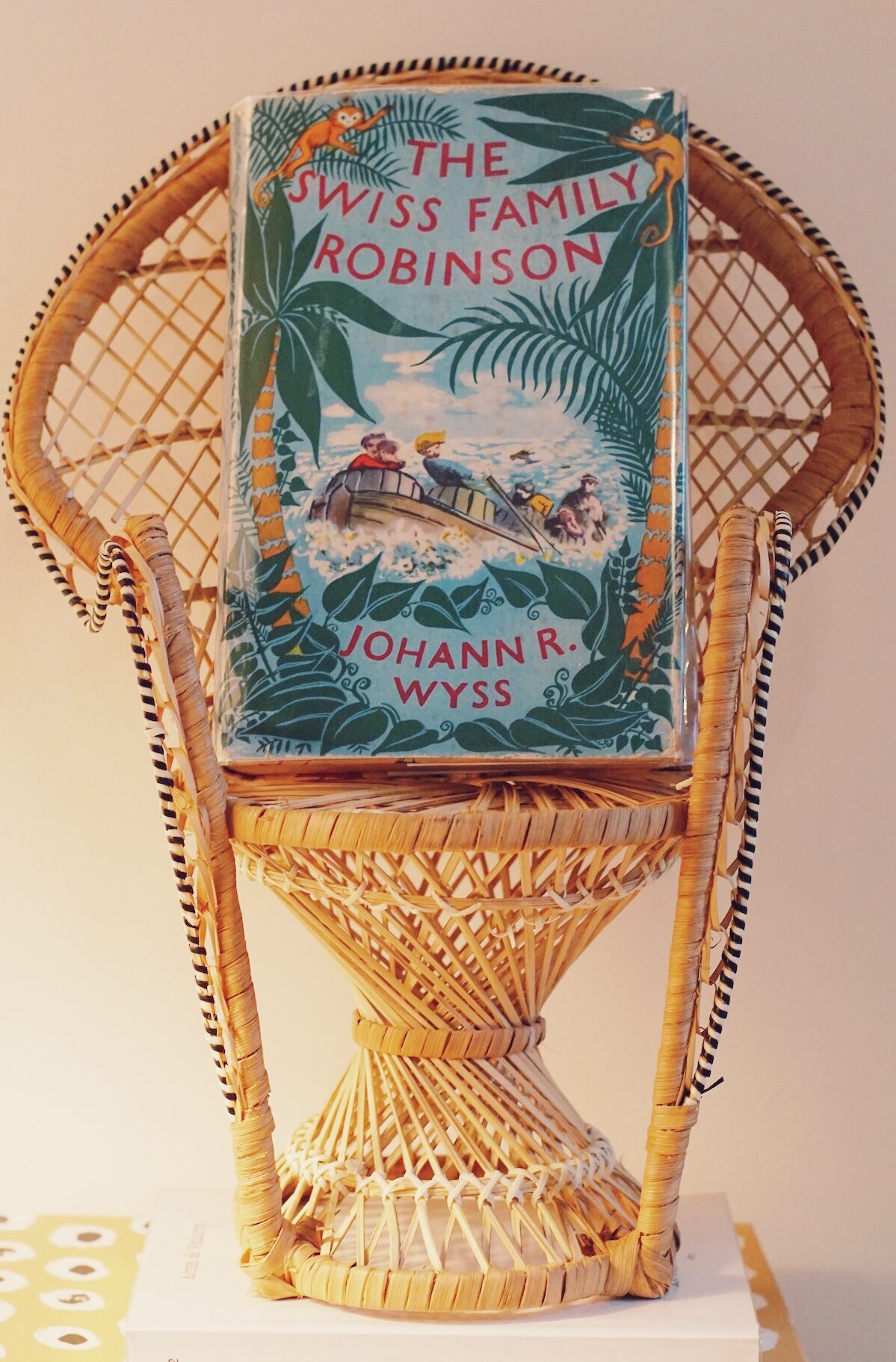 Show And Tell My Vintage Swiss Family Robinson