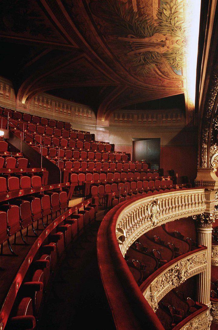 Adopt a Seat at the Paris Opera