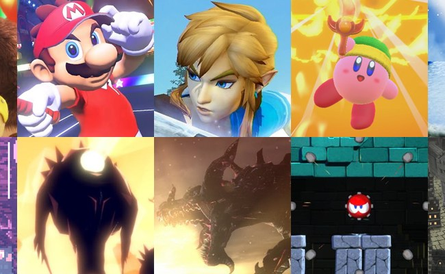 20 Most Anticipated Nintendo Switch Games Due In 2018