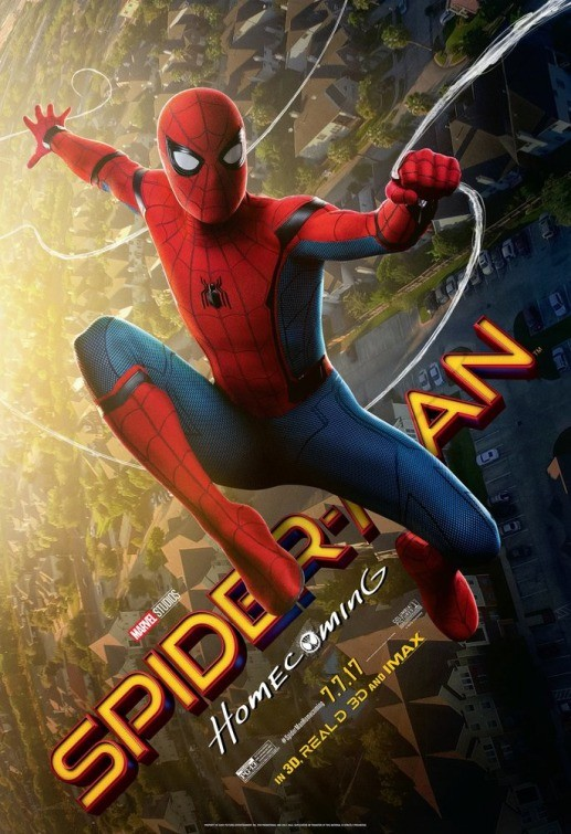 Streaming Film Spiderman Homecoming : streaming, spiderman, homecoming, Spider-Man:, Homecoming, Details, Credits, Metacritic