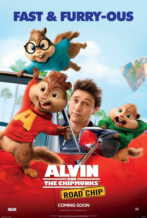 Alvinnn!!! Et les Chipmunks   ICI TOU.TV