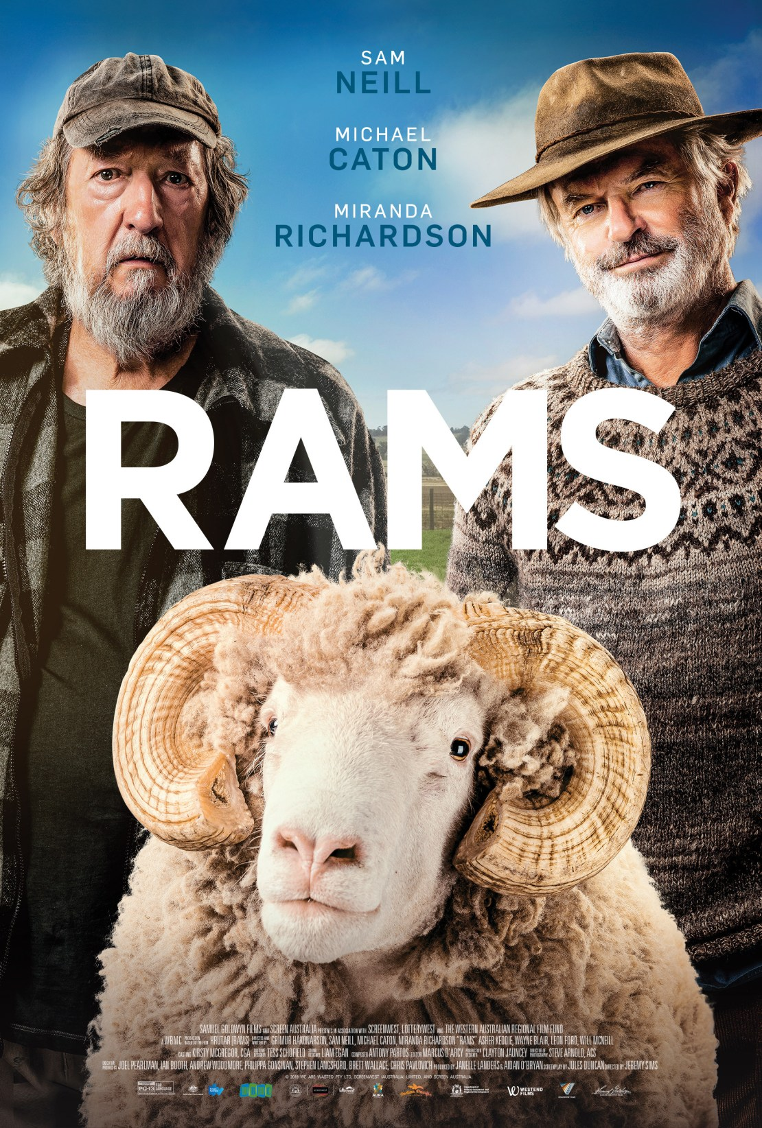 Rams (2021) Details and Credits - Metacritic