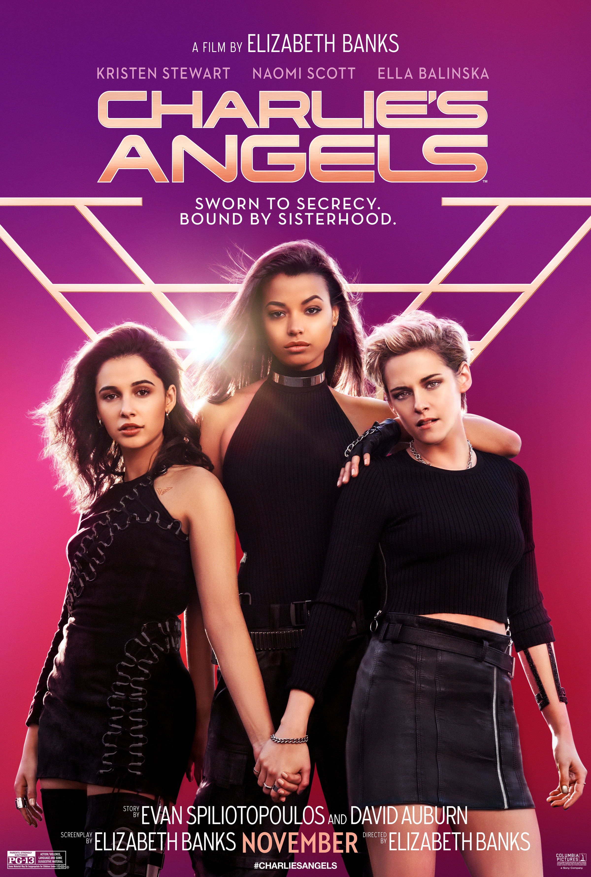 Charlie's Angels 1 Streaming : charlie's, angels, streaming, Charlie's, Angels, (2019), Reviews, Metacritic