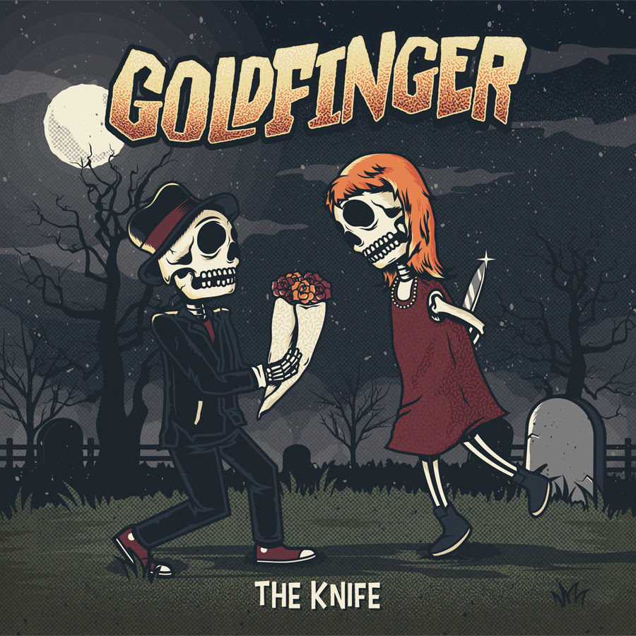 Image result for Goldfinger - The Knife