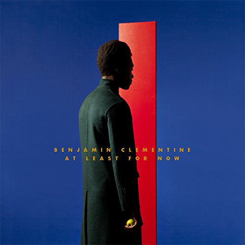 Image result for benjamin clementine at least for now