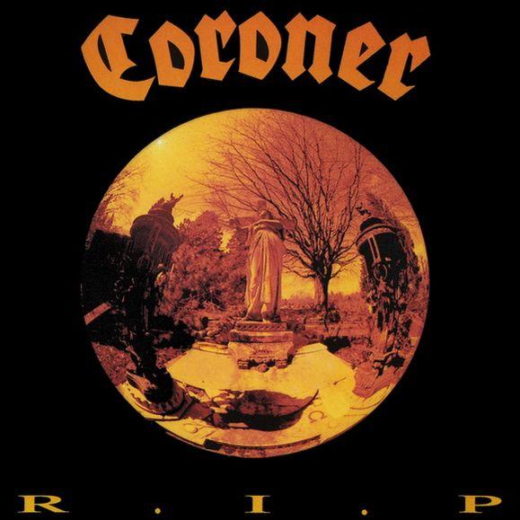 '87 Coroner - RIP