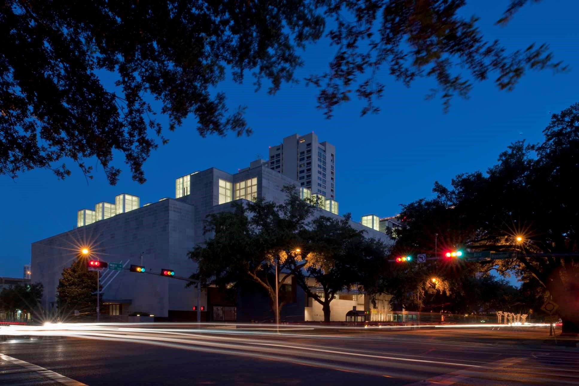 Entertaining Museum Of Fine Arts Houston