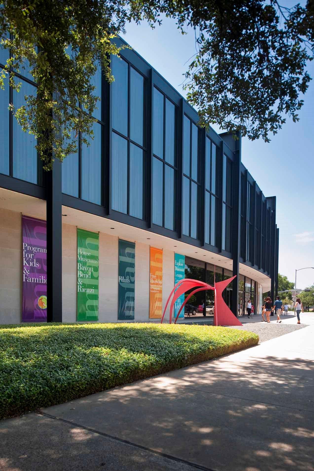 Museum Admission Of Fine Arts Houston