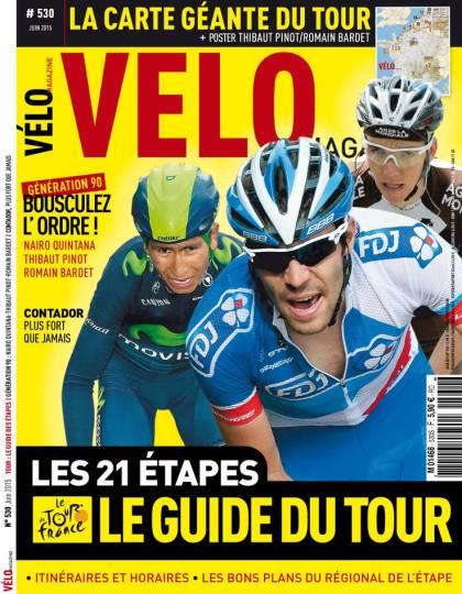 Velo Magazine N° 530 - juin 2015