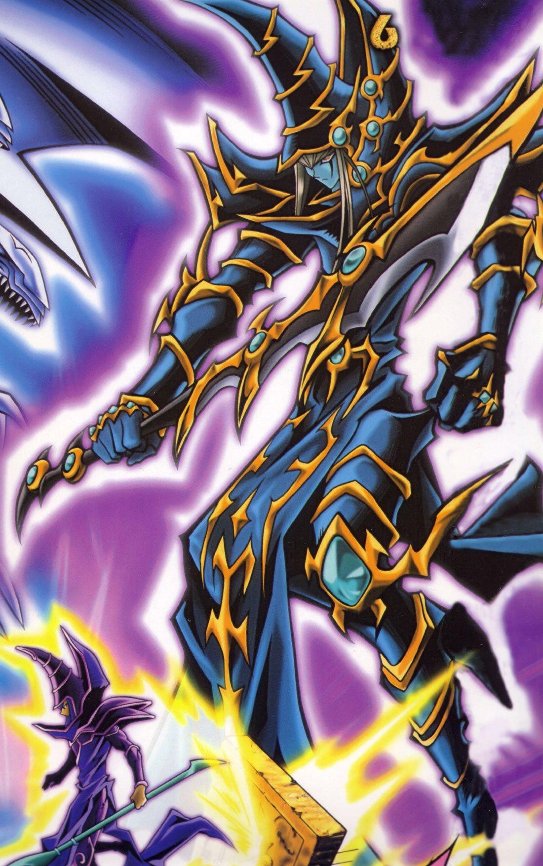 Yugioh Wallpaper Dark Magician Girl Yugi Yu Gi Oh Duel Monsters Dark Magician Minitokyo