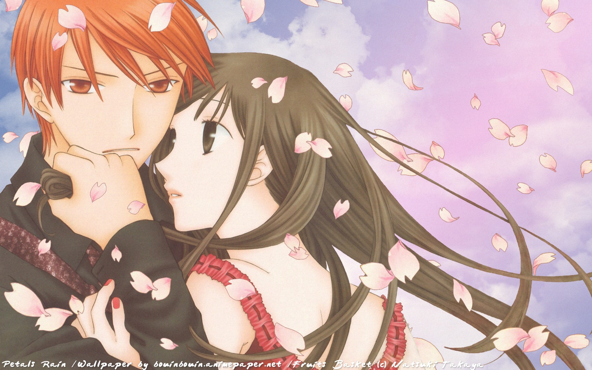 fruits basket wallpaper and