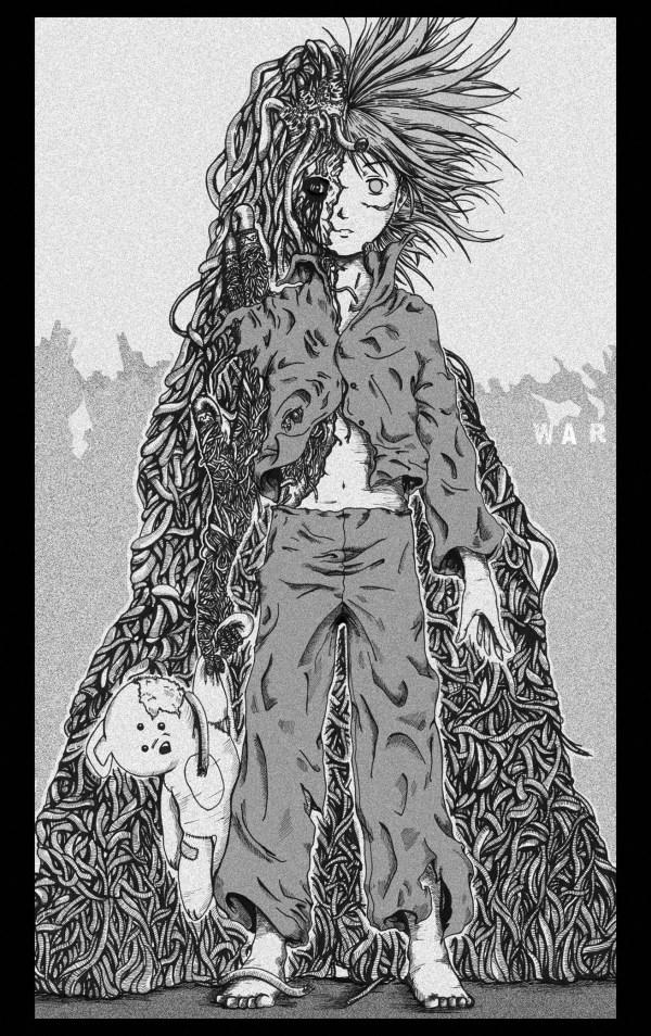 Osamu Tezuka Metropolis