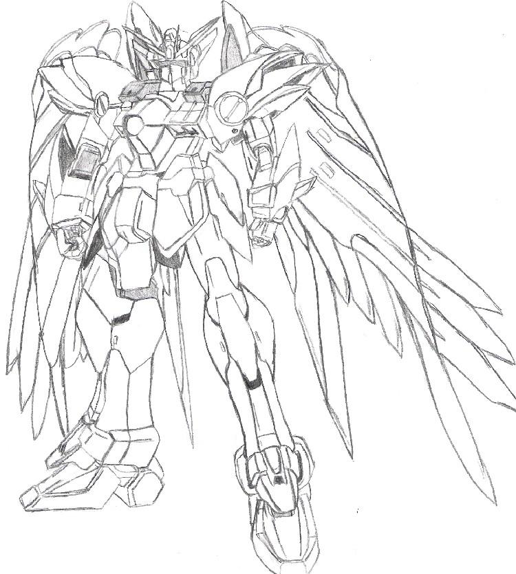 Gundam Wing Zero Wiki