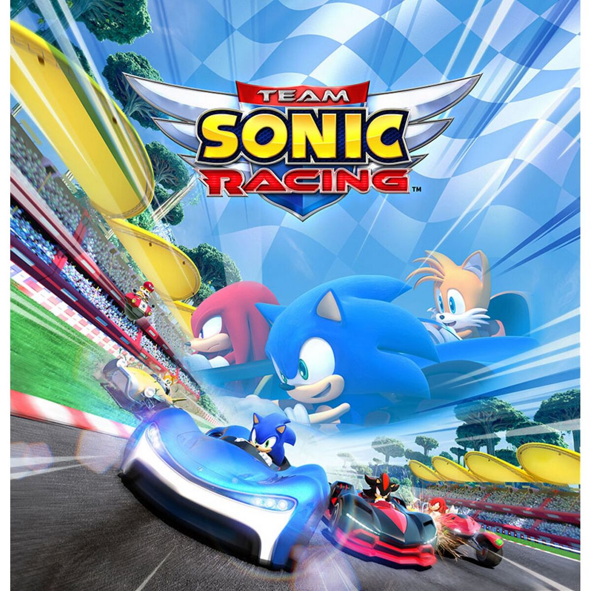 Team Sonic Racing Awesome Games Wiki Uncensored