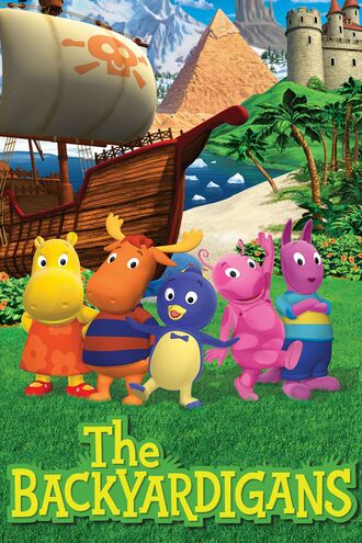 Cancelled Nick Jr Shows : cancelled, shows, Backyardigans, Shows