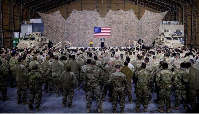 Lanzan misiles contra una base militar de Irak con soldados de Estados  Unidos - MisionesOnline
